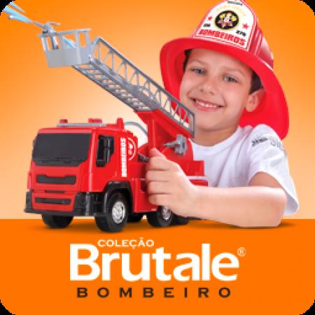 BRUTALE BOMBEIRO