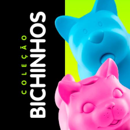 COLECAO BICHINHOS - PET