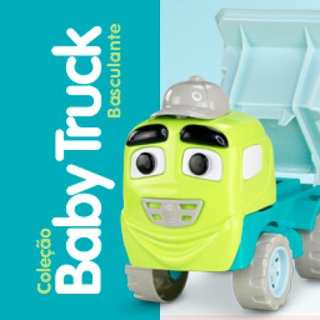 BABY TRUCK - BASCULANTE