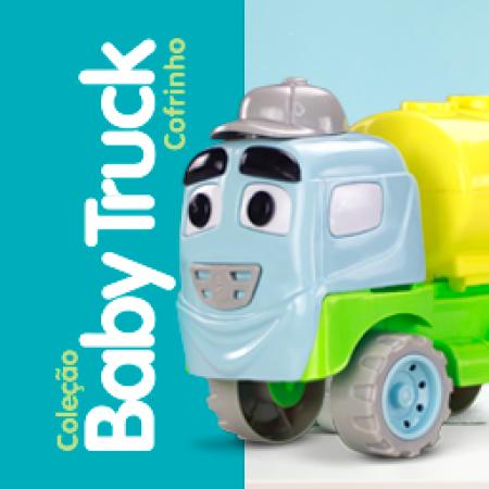 BABY TRUCK - COFRINHO