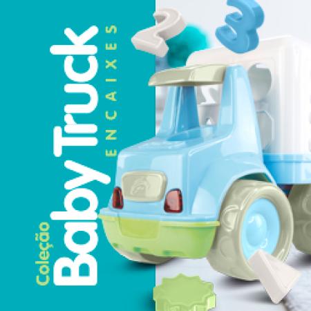 BABY TRUCK - ENCAIXES