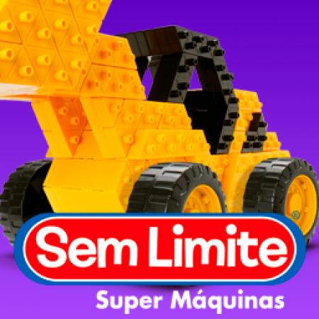 SEM LIMITE - SUPER MAQUINAS
