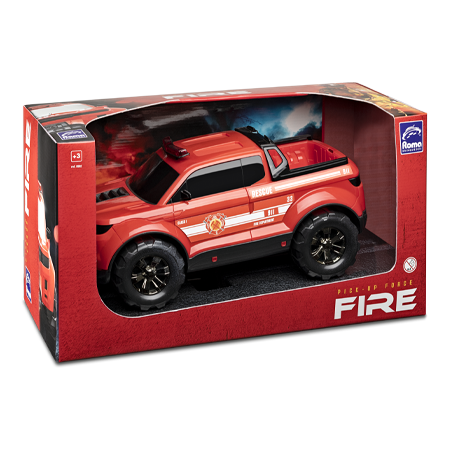 PICK-UP FORCE - FIRE