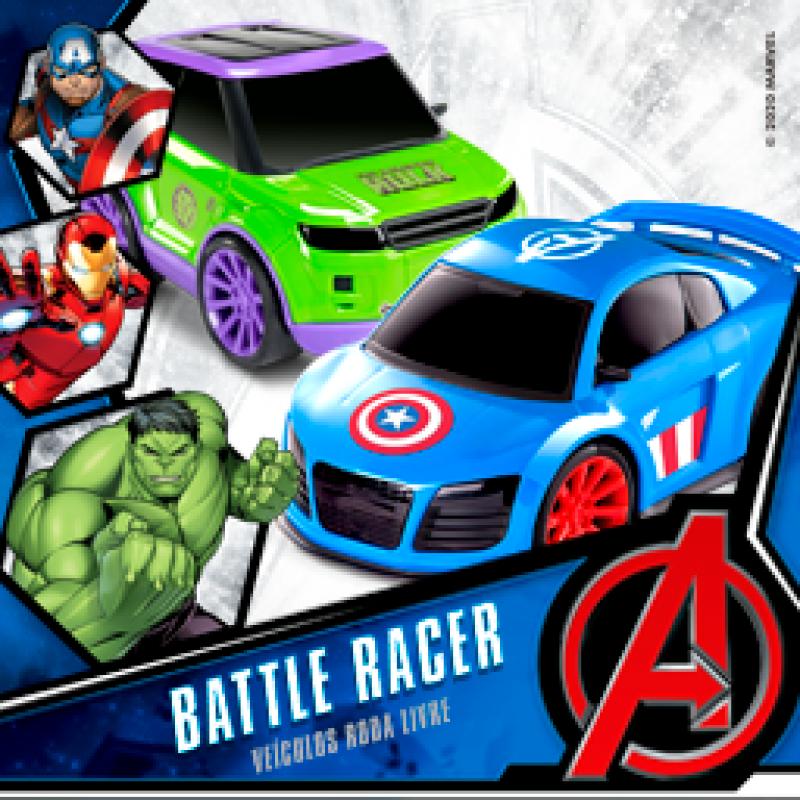 AVENGERS - BATTLE RACER