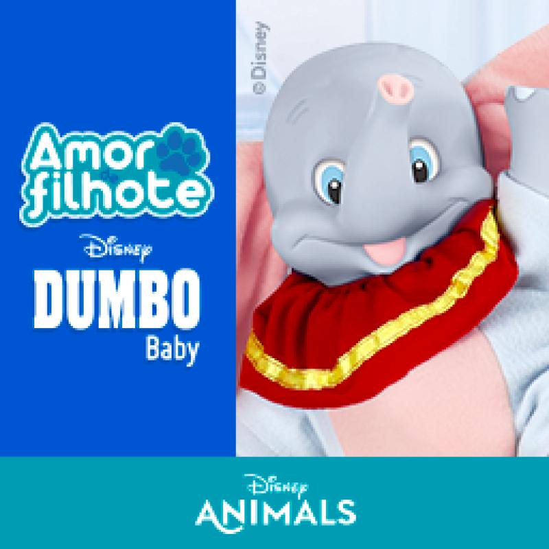 COLECAO AMOR DE FILHOTE - DUMBO