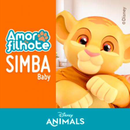 COLECAO AMOR DE FILHOTE - SIMBA
