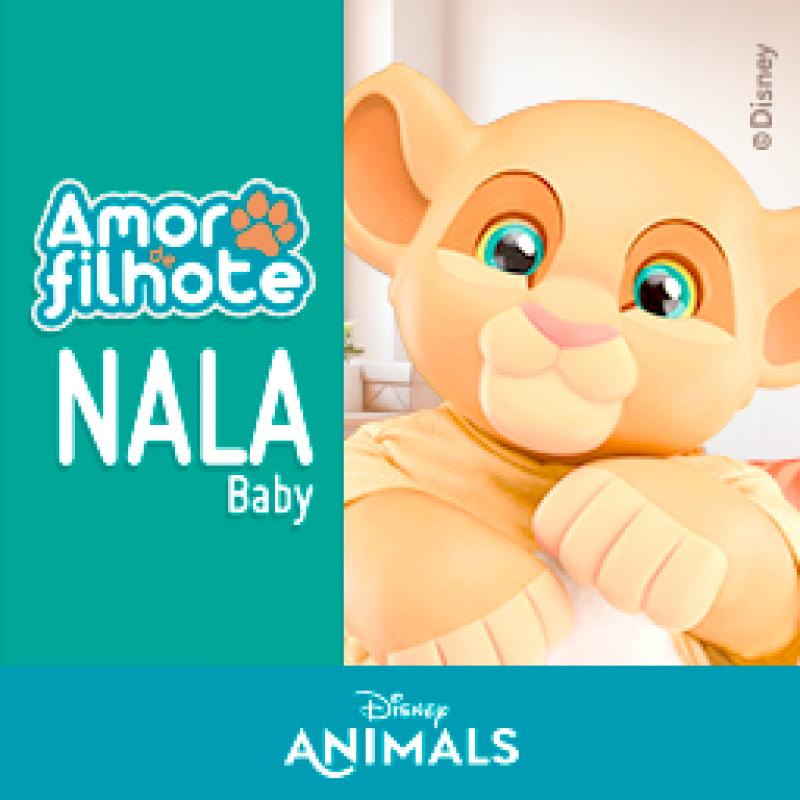 COLECAO AMOR DE FILHOTE - NALA